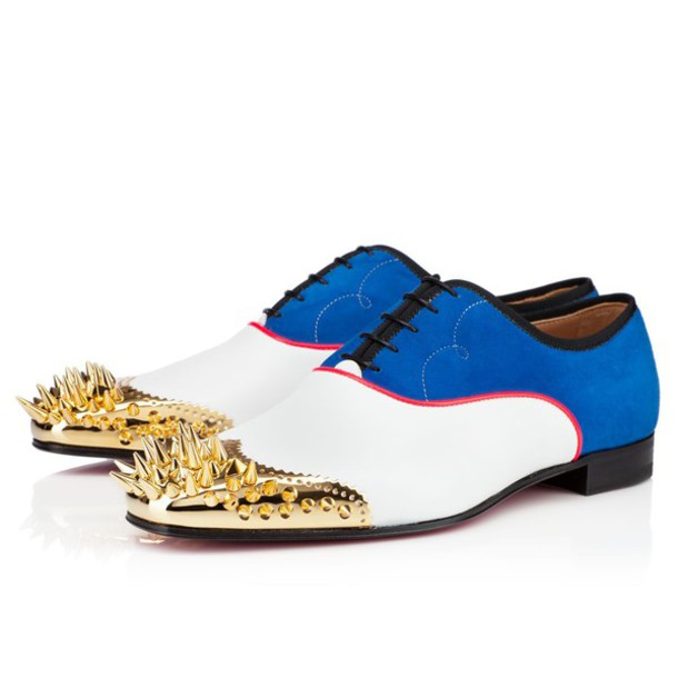 64ca6b0c5b9 shoes loafers shoes menswear white blue red bottom blouse