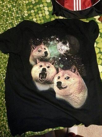 shirt doge dog meme shiba shiba inu
