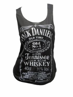ohio - Linne Jack Daniels svart