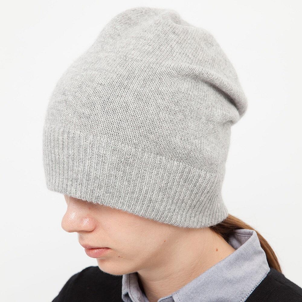 Uniqlo casquette cachemire