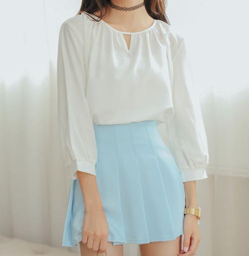 Blue Tennis Skirt 42