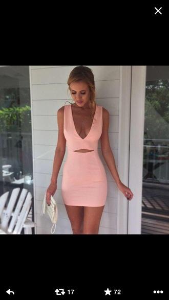 dress pink dress pink pink skirt cream cream dress open back dresses open back midi skirt midi dress cut offs cute outfits cute dress