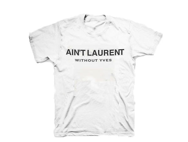 Ain't laurent without yves t