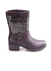 Sirenlondon — studded delight boots