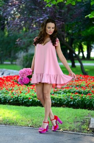 my silk fairytale blogger dress shoes