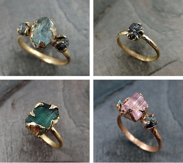 jewels jewelry ring rings and tings stone ring