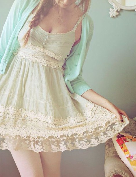 dress girly