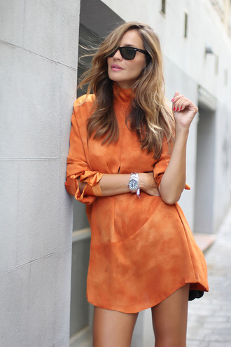 lady addict blogger blouse shoes bag sunglasses