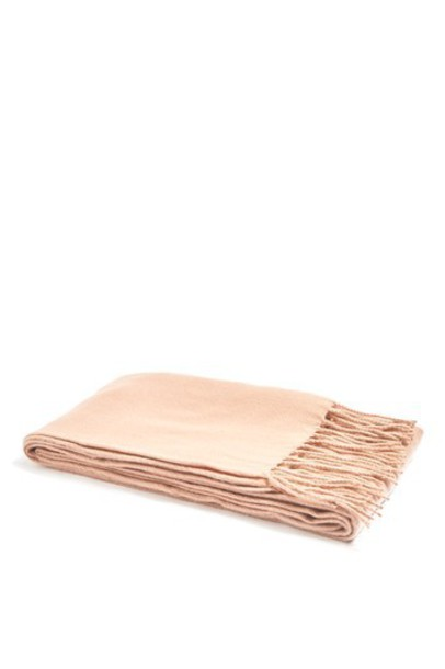 Topshop soft scarf pink dusty pink