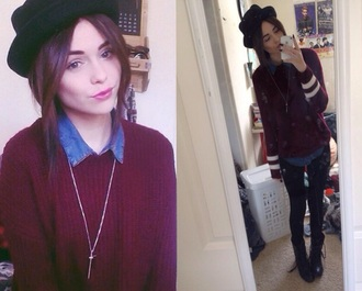 sweater fall sweater fall outfits acacia brinley