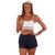 Mooloola Krystal Crop Top | $19.00 was $39.99 | City Beach Australia