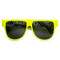Neon daze flat top sunglasses – flyjane