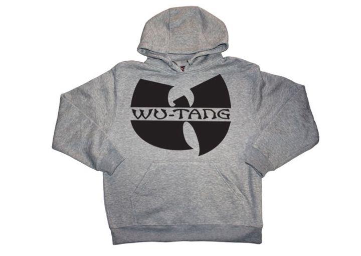 Wu Tang Clan Hoodie Rap hip hop GZA ODB t shirt crewneck sweatshirt (ASH)