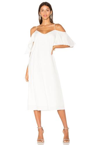 dress sun cold white