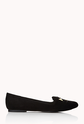 Cool Cat Flats | FOREVER21 - 2000075452