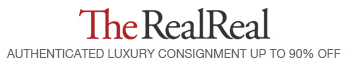 Luxury consignment sales. Shop for pre owned designer handbags, shoes, jewelry and more | The RealReal