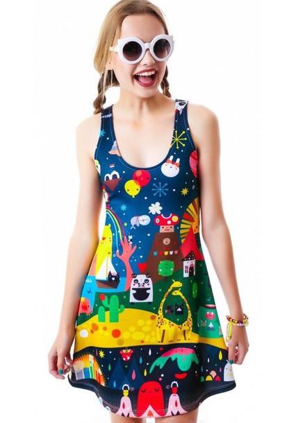 dress kawaii style fashion dope