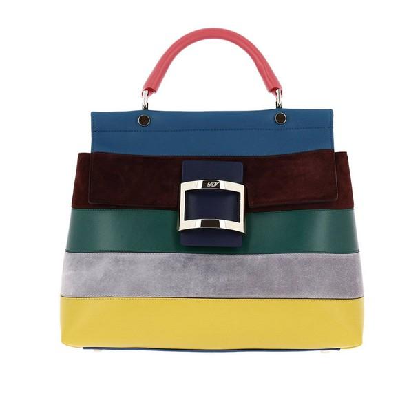 Roger Vivier women bag handbag shoulder bag multicolor