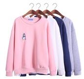 shirt,pink,grey,blue,blue shirt,swetaer,sweat the style
