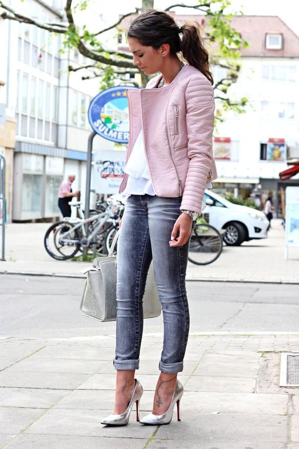 fashionhippieloves jacket blouse jeans shoes bag jewels
