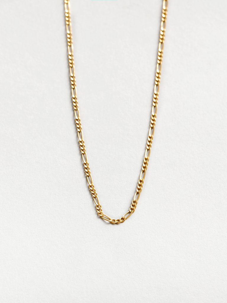 Mila Necklace in Gold