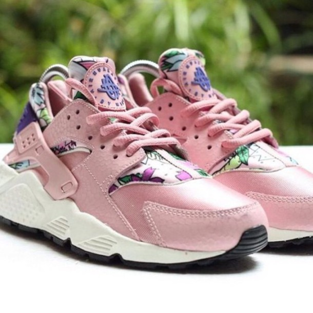 shoes huarache huarache huarache colorful purple pink nike lovely huarache sneakers