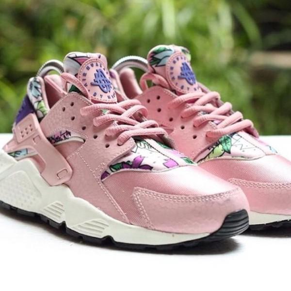 98bb8b8f8207 ... Shoes Nike Air Huarache Nike Air Huarache Aloha Pink - Unisex Sports