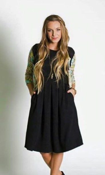 cardigan black cardigan printed sleeves