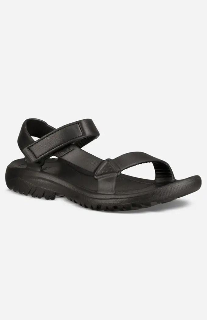 Hurricane Drift Sandals - Black