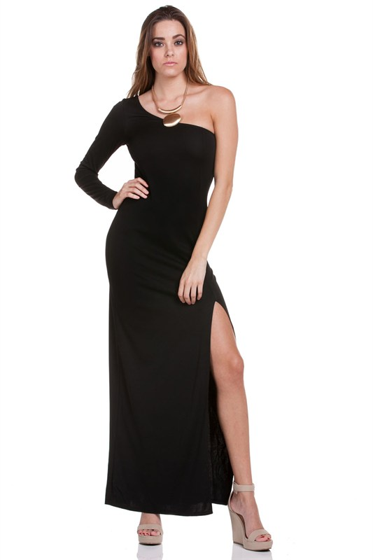 Sexy one shoulder dress · trendyish · online store powered by storenvy