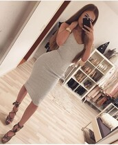 nude,nude dress,grey,grey dres,grey dress,midi,midi dress,bodycon,bodycon dress,birthday dress,homecoming,homecoming dress,wedding clothes,wedding guest,engagement party dress,dress,outfit idea,outfit,summer outfits,cute outfits,spring outfits,date outfit,party outfits,sexy party dresses,special occasion dress,cute dress,summer dress,sexy dress,long dress,party dress,trendy,fashion,stylish,style,clubwear,club dress,shoes,sexy shoes,party shoes,cute shoes,summer shoes,heels,high heels,cute high heels,lace up heels,lace-up shoes,watch,gold watch,pumps,high heel pumps