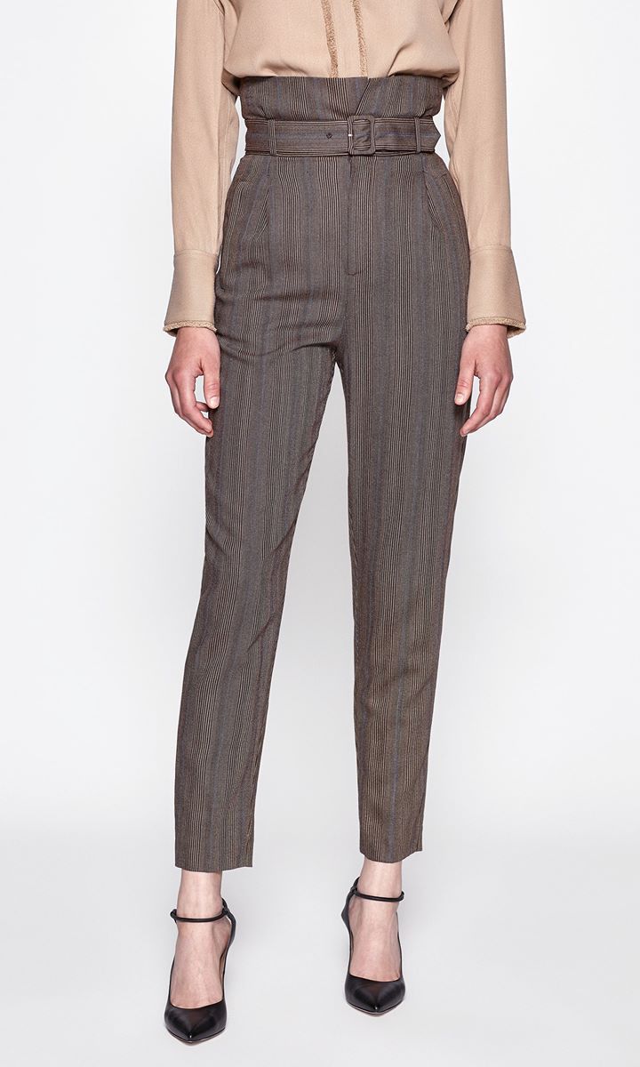 Alloisa Wool Trouser
