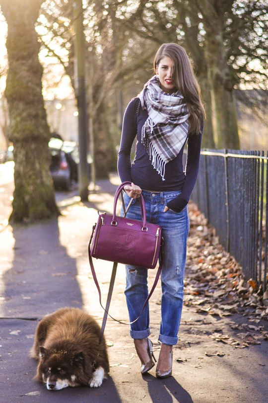 Tomboy magpie | Thankfifi - UK fashion blog by Wendy H Gilmour.