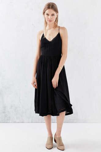 dress black dress lace dress black lace dress spaghetti strap