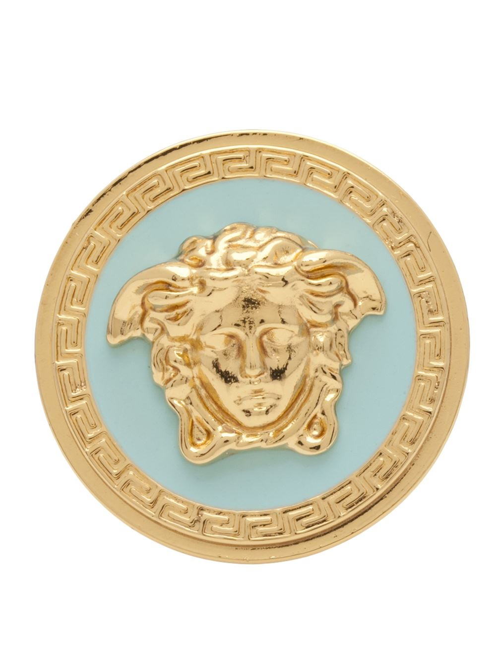 Versace 'medusa medallion' ring