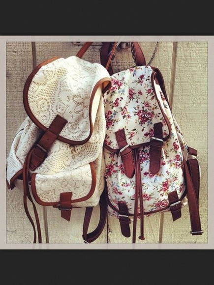 bag hippie boho rucksack backpack cute