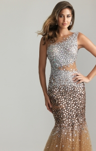 Night Moves 6750 Dress - 2014