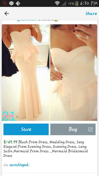 dress blush pink prom dress mermaid prom dress mermaid prom dress mermaid wedding dress