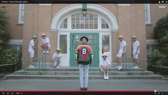 jacket mens sonreal rap music artist pink]yelloe pink yellow green hipster alternative fashion puffer jacket