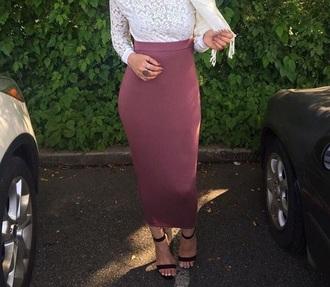 skirt midi skirt bodycon skirt