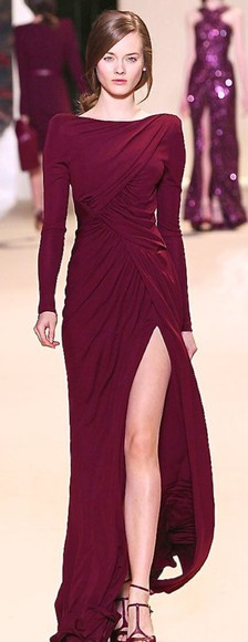 long sleeves burgundy maroon/burgundy maroon dress formal dress formal dress winter dress winter formal dresses winter formal long sleeve dress