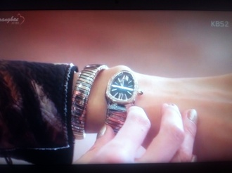 nail accessories gold pretty classy cute watch gold watch