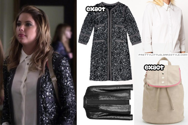 jacket hanna marin pretty little liars