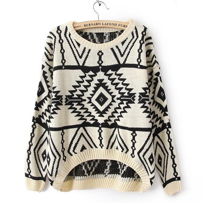 Aztec Sweater  on Luulla