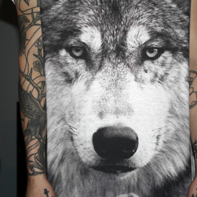 wolf eyes band
