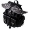 Lucid moxie › sid black winged backpack