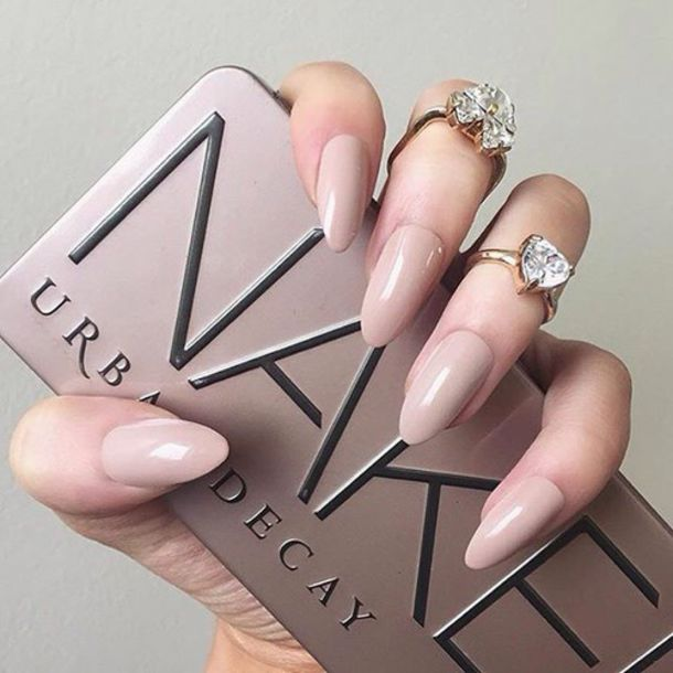 Nails Nude Ring - Shop for Nails Nude Ring on Wheretoget