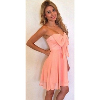 Women midi dress sleeveless strapless love pink flamingo hipster kawaii sexy junior burderry lolita flare dress brandy melville-in Dresses from Women's Clothing & Accessories on Aliexpress.com | Alibaba Group