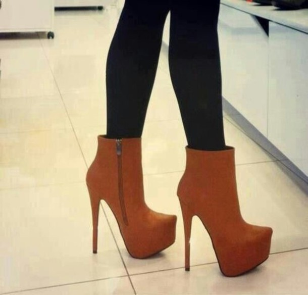 shoes booties high heels boots boots