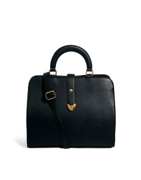 ASOS   ASOS Smart Front Strap Bag at ASOS